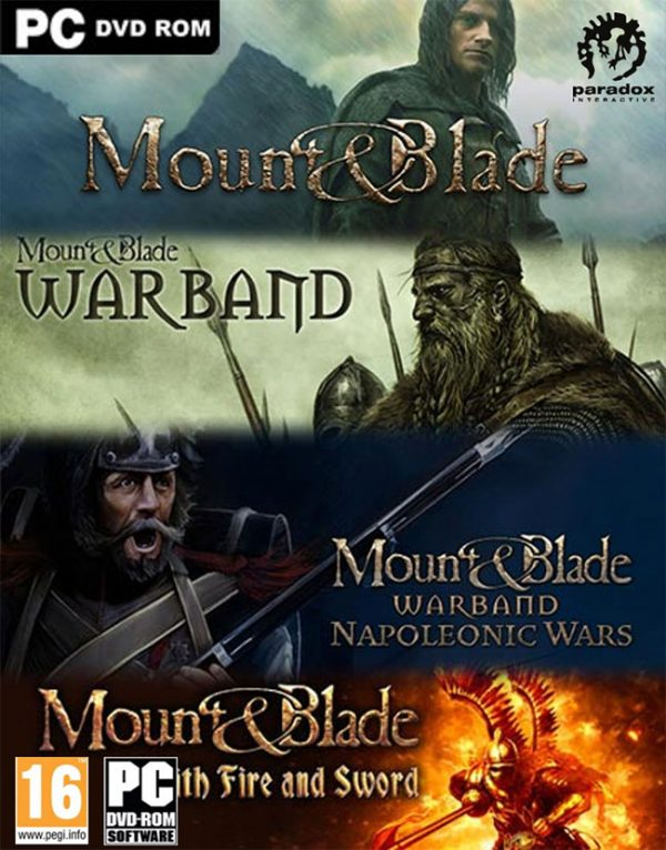 mound and blade warband